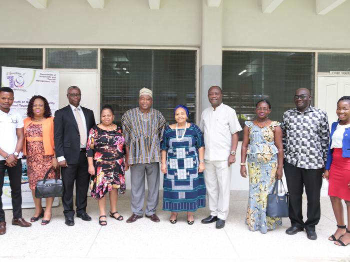department of hospitality and tourism launches 10th anniversary