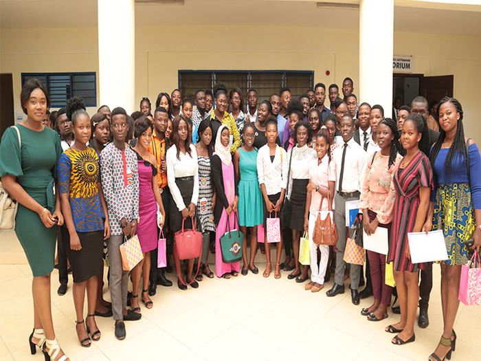Faculty of Arts Holds Maiden Dean's Award